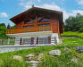 Ferienhaus Chalet Double Rouge, Gryon, Sommer