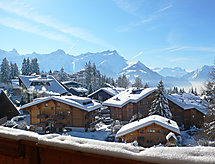 Appartement Callisto 8, Villars, Winter