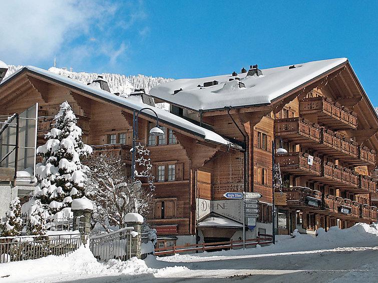 Daphné A 32 - Apartment - Villars - Gryon