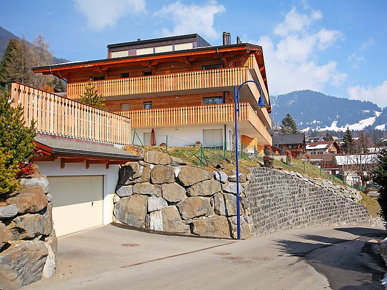 met je hond naar dit vakantiehuis in Villars