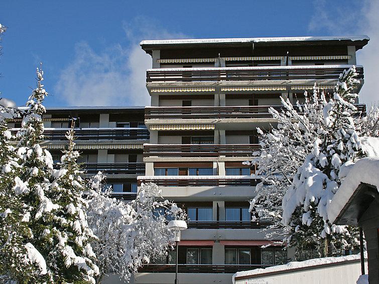 Gamat Apartment in Villars-Gryon