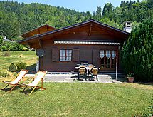 Chalet Lorila for golfing and with tv