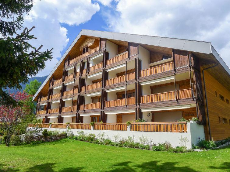 Vakantiehuizen Alpes Vaudoises INT-CH1884.175.4