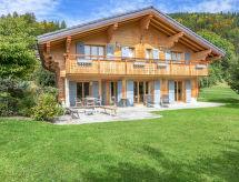 Villars - Casa de férias Les 3 Soeurs