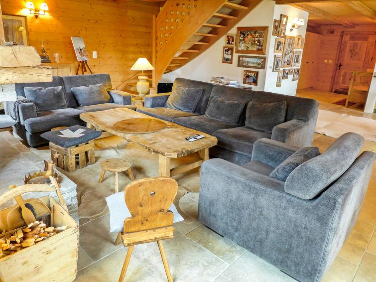 Les 3 Soeurs - Chalet - Villars - Gryon