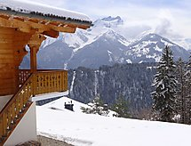 Villars - Holiday House Chalet La Peluche