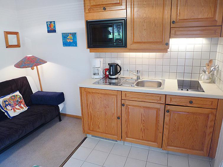 Chaperon Rouge A, B - Apartment - Villars - Gryon
