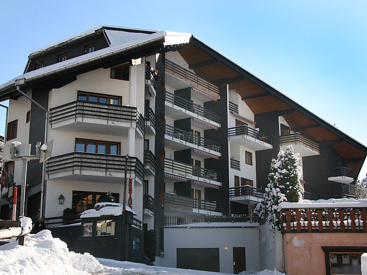 Apartamento de vacaciones Villars Soleil con ascensor y parking cubierto