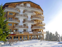 Appartement Le Bristol B52, Villars, Winter