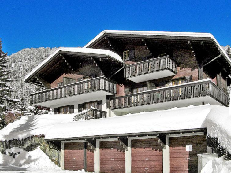 Armorial II/ apt 2 - Apartment - Villars - Gryon