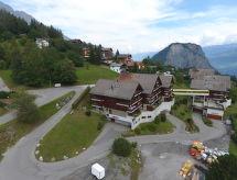 Švýcarsko, Valais Wallis, Ovronnaz