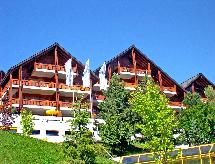 Ovronnaz - Ferienwohnung Eaux Vives 202