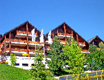 Ovronnaz - Apartamenty Eaux Vives 101
