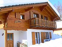 Ovronnaz - Dom wakacyjny Scottie
