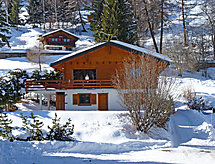 Ovronnaz - Dom wakacyjny Le Vignoble