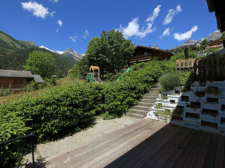 Image of Chalet Terrasses B2