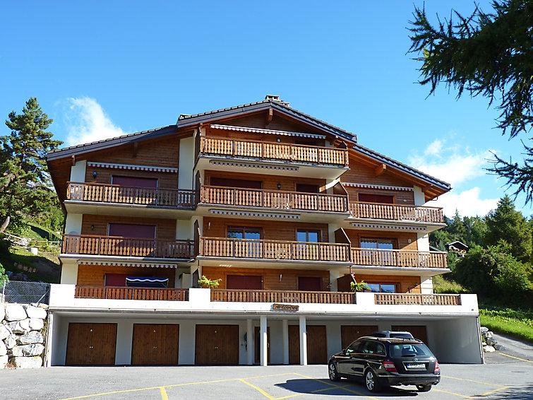 Ferielejlighed évine 5 med balkon og terrasse