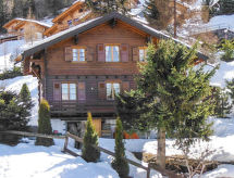 La Tzoumaz - Vakantiehuis Chalet le Refuge