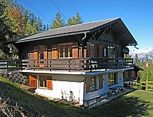 La Tzoumaz - Dom wakacyjny Chalet Froidmont