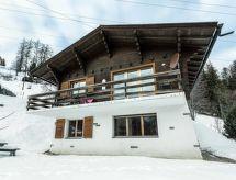 La Tzoumaz - Ferienhaus Chalet Froidmont