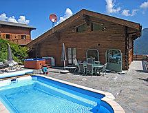 La Tzoumaz - Ferienhaus Chalet Coeur