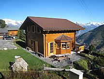 La Tzoumaz - Vakantiehuis Chalet Les Bubus