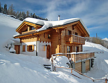 La Tzoumaz - Holiday House Chalet Mandalay