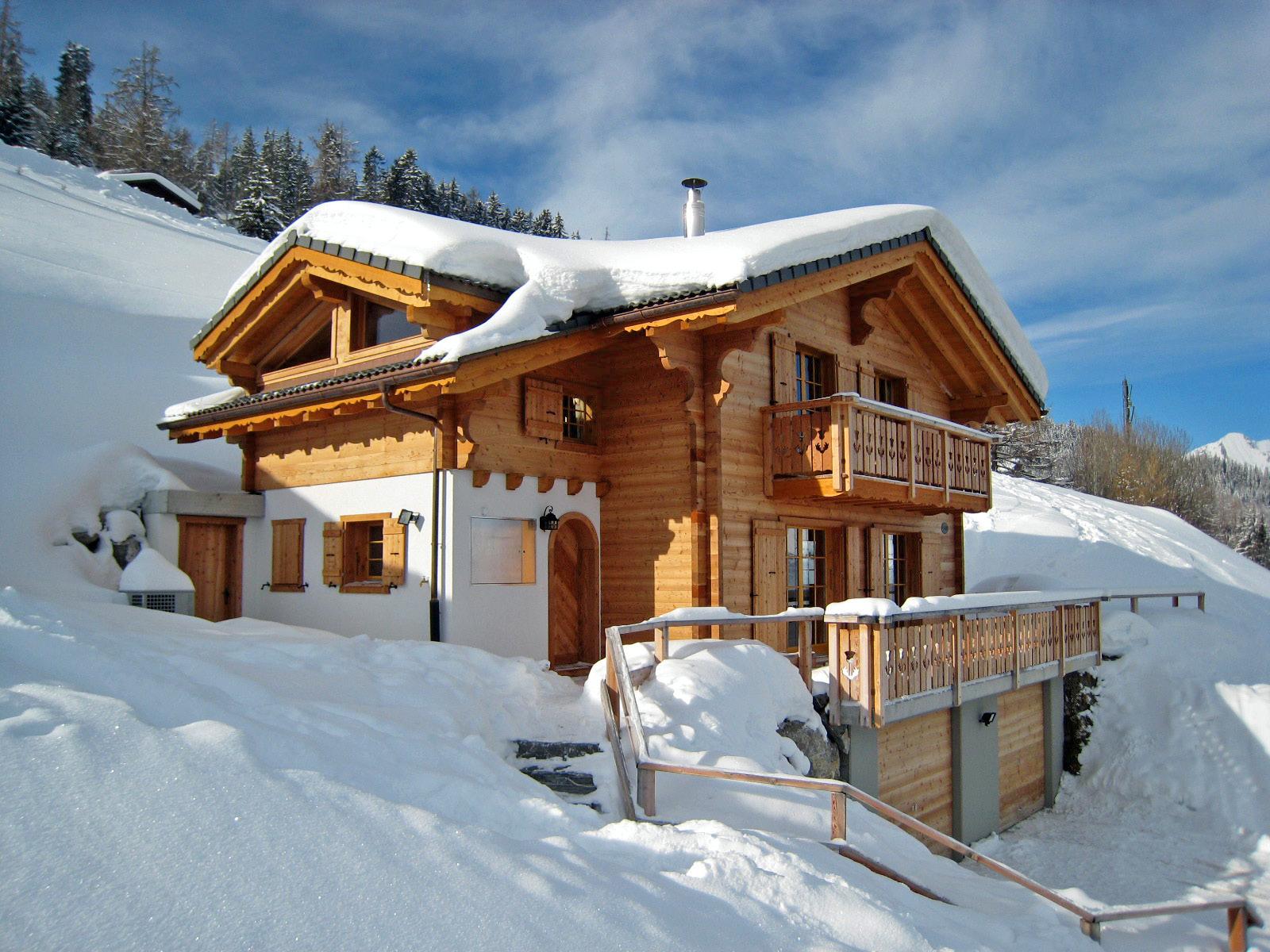La tzoumaz suisse maison de vacances chalet mandalay for Inter home design