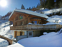La Tzoumaz - Holiday House Chalet Chocolat