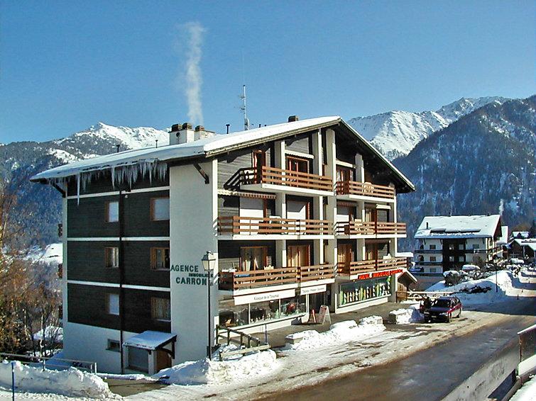 Appartamento di vacanza Tzoum'Azur 7