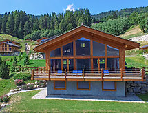 La Tzoumaz - Vakantiehuis Chalet Tubber