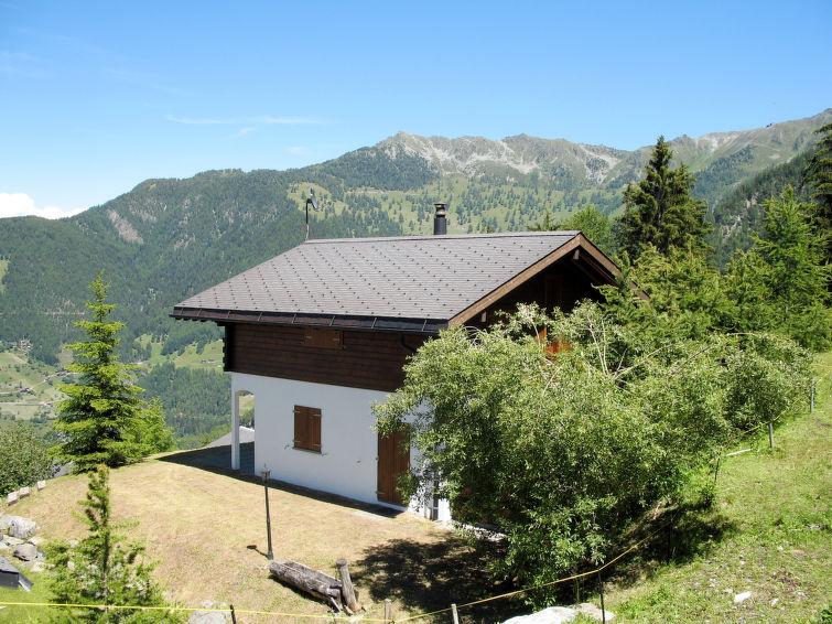 Edelweiss - Chalet - La Tzoumaz
