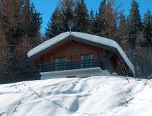 La Tzoumaz - Dom wakacyjny Chalet Edelweiss (TZM105)