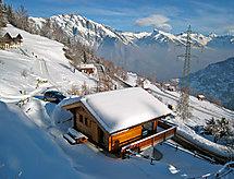 La Tzoumaz - Ferienhaus Chalet Petite-Arvine