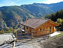 Ferienhaus Chalet Petite-Arvine