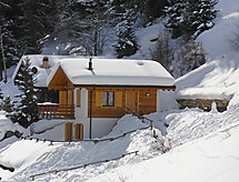 La Tzoumaz - Ferienhaus Chalet Cornalin