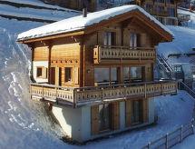 La Tzoumaz - Ferienhaus Chalet Petit-Sapin