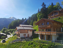 La Tzoumaz - Holiday House Chalet Petit-Sapin