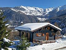 Vakantiehuis Chalet L'Hermine, La Tzoumaz, Winter