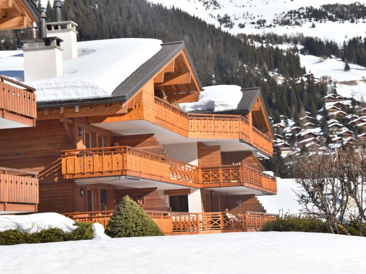 Romarin - Apartment - Verbier