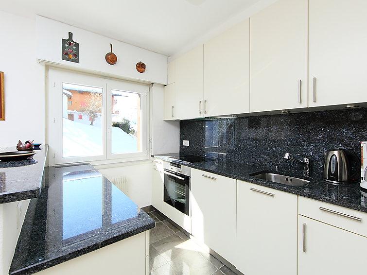 Les Girolles A59 - Apartment - Verbier