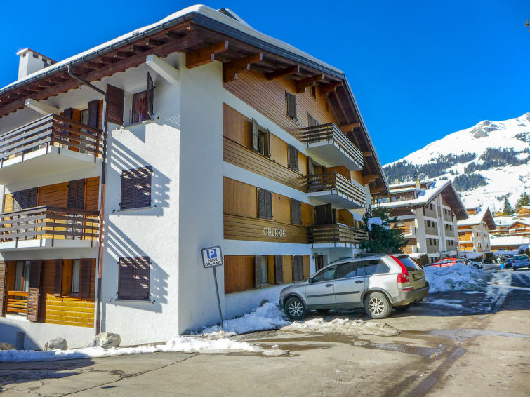 Galaxie 217 - Apartment - Verbier