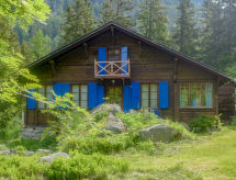 Champex - Vakantiehuis Dufaux