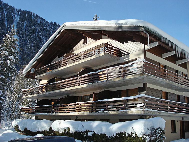 Arola - Apartment - Champex-Lac