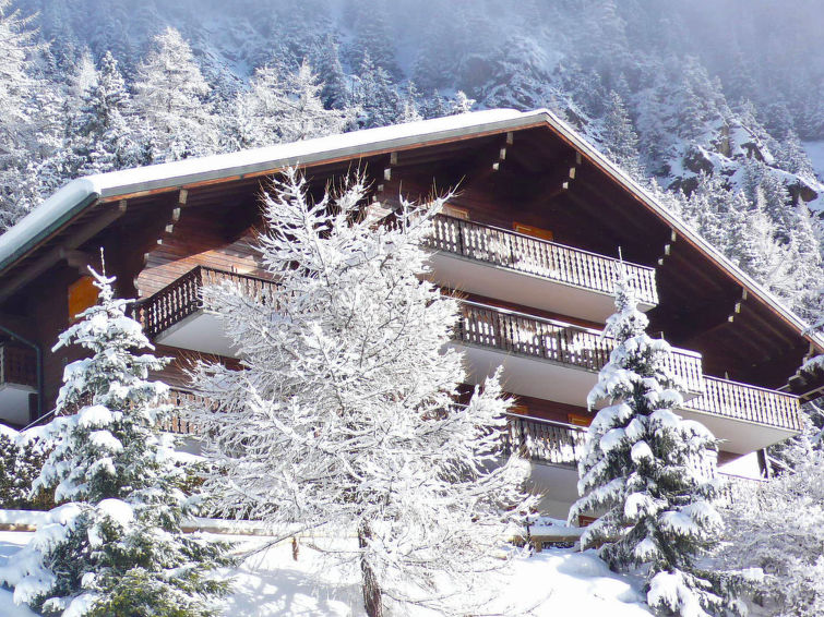 Appartement 8 - Apartment - Champex-Lac