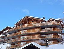 Les Combins cercana zona de esquí y con lavadora