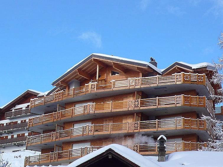 Les Combins - Apartment - Champex-Lac