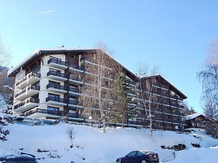 Eden Roc 53 - Apartment - Nendaz