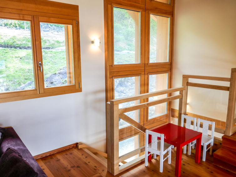 Chalet Les Roches Chalet in Nendaz