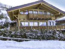 Nendaz - Ferienhaus Rêves des Alpes